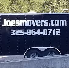 moving companies abilene tx. Exellent Companies Joeu0027s Movers On Moving Companies Abilene Tx