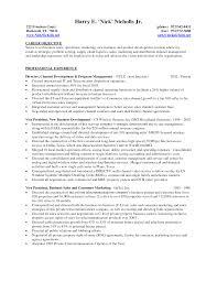 Resume Objective For Management Jmckell Com