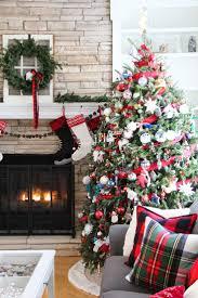 Plaid Christmas Tree 439 Best Xmas Trees Images On Pinterest