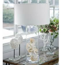 coastal living lighting. Coastal Living Decor - Shells In A Lamp Done Nicely Lighting