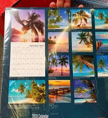 Retail Shopping For 2019 Calendars Looking At Various