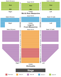 Gershwin Seating Chart Gershwin Theatre Seating Chart New York