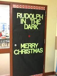 office christmas door decorating ideas. exellent office full image for funny office door decorations for christmas rudolph  decoration  decorating ideas