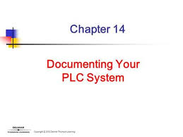 micrologixtm family information ppt video online download Simple Wiring Diagrams copyright � 2002 delmar thomson learning chapter 14 documenting your plc system