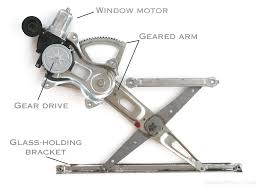 window regulator