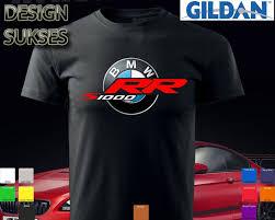 Bmw Rr Motorcycle T Shirt Bmw T Shirt Fashion Clothing