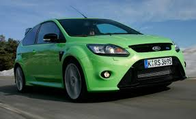 Reports Suggest Ford Developing Next-Gen Focus RS—Will It Come to ...