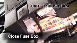 interior fuse box location 2005 2010 scion tc 2006 scion tc 2 4