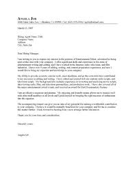 examples of writing a cover letter 3 writing a cover letter samples sample
