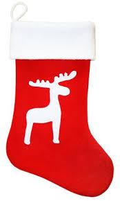 <b>Рождественский носок</b> для подарков. Коллекция «Новогоднее ...