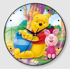 Cartoon Design Cartoon Design Wall Clock