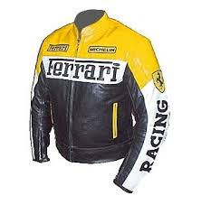 You don't have to be the smartest cookie in the room to realize that the best value isn't always the cheapest thing on the shelf. Ferrari Motorcycle Racing Leather Jacket Yellow Black Color