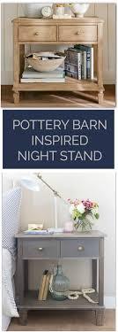Diy Nightstand Diy Pottery Barn Inspired Nightstands