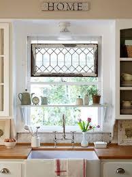 Farmhouse Kitchen Ideas Farm House Pinterest Kitchen Cottage Gorgeous Kitchen Window Design