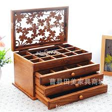 how to make a box wood locking wooden jewelry box real princess continental retro storage box wedding wood gift boxes bins case in storage boxes bins from