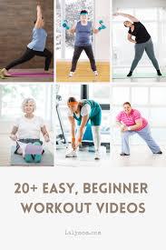 20 perfect beginner workout videos