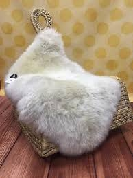 whole white ivory sheepskin rugs x10 job lot plush pelts