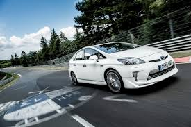 Zzzzz....Toyota Prius PHEV Sets Nürburgring Record for Fuel ...