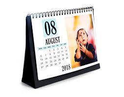generic pesronalised customised photo calendar 2018 desk calendar 6in x 8in at low s in india in