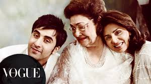 Family Photo Shoot Vogue Archives The Kapoor Family Comes Together Photoshoot