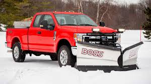 Led Strobe Light Kits For Plow Trucks 2020 Ford Super Dutys Snow Plow Pack Is Ready To Push