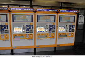 Ticket Vending Machine Budapest Inspiration Train Ticket Machine Stock Photos Train Ticket Machine Stock