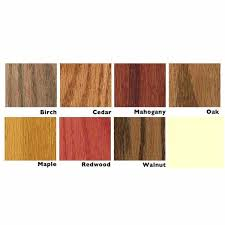 Mahogany Stain Color Chart Afm Durostain Wood Stain