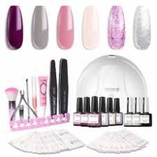the best gel nail polish kit for long