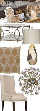 Metallic Home Decor 17 Best Ideas About Metal Accents On Pinterest Custom Cabinetry