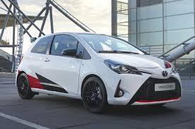 Supercharged Toyota Yaris GRMN full specs confirmed | Cars ...