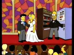 Arm Stuck In Vending Machine Commercial Amazing Homer Stuck In Vending Machine YouTube