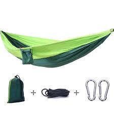 China Wholesale Lightweight Parachute <b>Double Portable Camping</b> ...