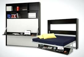 Wall Bed With Desk Bed That Converts To A Desk Amazing Bed To Desk