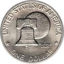 1972 Eisenhower Silver Dollar Value Chart Eisenhower Dollars Key Dates Rarities And Varieties