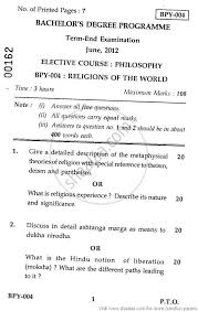 religions of the world social work philosophy religions of the world 2012 social work philosophy bachelor university exam