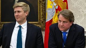 Pence aide Nick Ayers denies breaking law in Greitens' run | The Kansas  City Star
