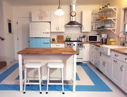 wonderful l shaped kitchen with island. Charming L Shaped Country Style Kitchen Interior Decors With Wood Shelves In White Finished Added Small Island Also Stools As Space Wonderful