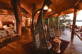 GGW Kavieng Green Hotels EcoFriendly Lodging  TreeHouse Village Treehouse Accommodation Ireland