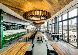 Industry Kitchen - Restaurant Dining Area