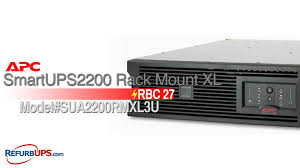 rbc27 battery replacement for apc smartups2200 rack mount xl youtube Apc Rbc43 Wiring Diagram rbc27 battery replacement for apc smartups2200 rack mount xl Apc Smart-UPS 5000 Battery