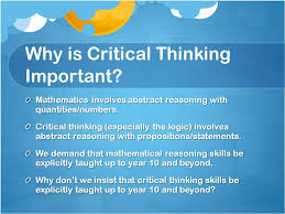 Invitation to Critical Thinking Chapter   Lecture Notes Chapter     SlideShare