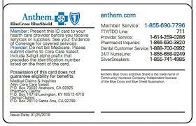 The company provides life, health, dental and vision, and disability insurance services. Awesome 10 Anthem Medicare Supplemental Insurance Phone Number Background Penny Matrix