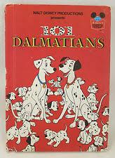 101 dalmatians grolier book club edition 1st printing hardcover 1981