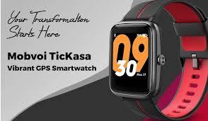 <b>Mobvoi TicKasa</b> Smartwatch Review: A <b>Vibrant</b> Fitness Partner ...