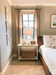 Master Bedroom Makeover The Southern Style Guide - Transitional bedroom