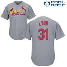 Free Authentic Lynn Mlb Cardinals Jerseys Lance Shipping Replica Cheap Jersey Wholesale