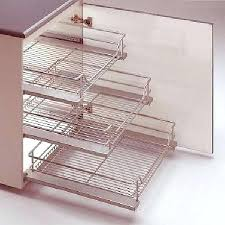 pull out wire basket drawers baskets for kitchen cupboards storage cabinets heavy duty base unit