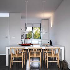 White Kitchen Table  Best Images About Cottage Kitchen Farm - Kitchen and dining room lighting ideas