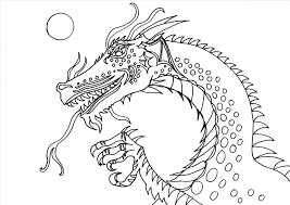 Small Picture Pages Dragons Dragon Coloring Pages Getcoloringpagescom Ninjago