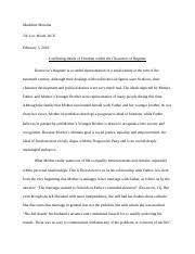 essay consumerism maddie messina luc houle ce  5 pages essay 1 ragtime
